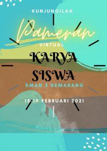 Pameran Virtual Seni Rupa SMA Negeri 5 Semarang