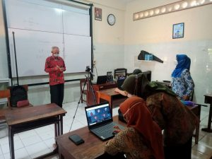 SMAN 5 Semarang Siapkan Simulasi Pembelajaran Tatap Muka